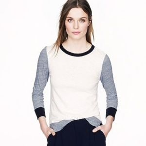 J. Crew Colorblock Painter's Tee